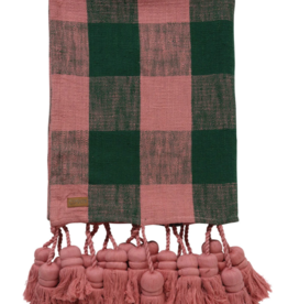 Kip&Co Kip & Co Tuscany Tassel Throw