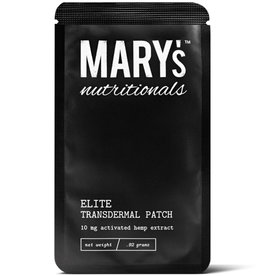 Mary's Nutritionals Mary's Nutritionals Elite Transdermal Patch