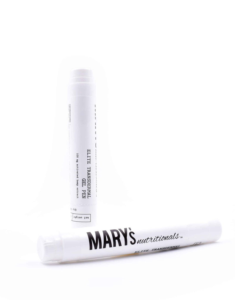 Mary's Nutritionals Mary's Nutritionals Transdermal Gel Pen