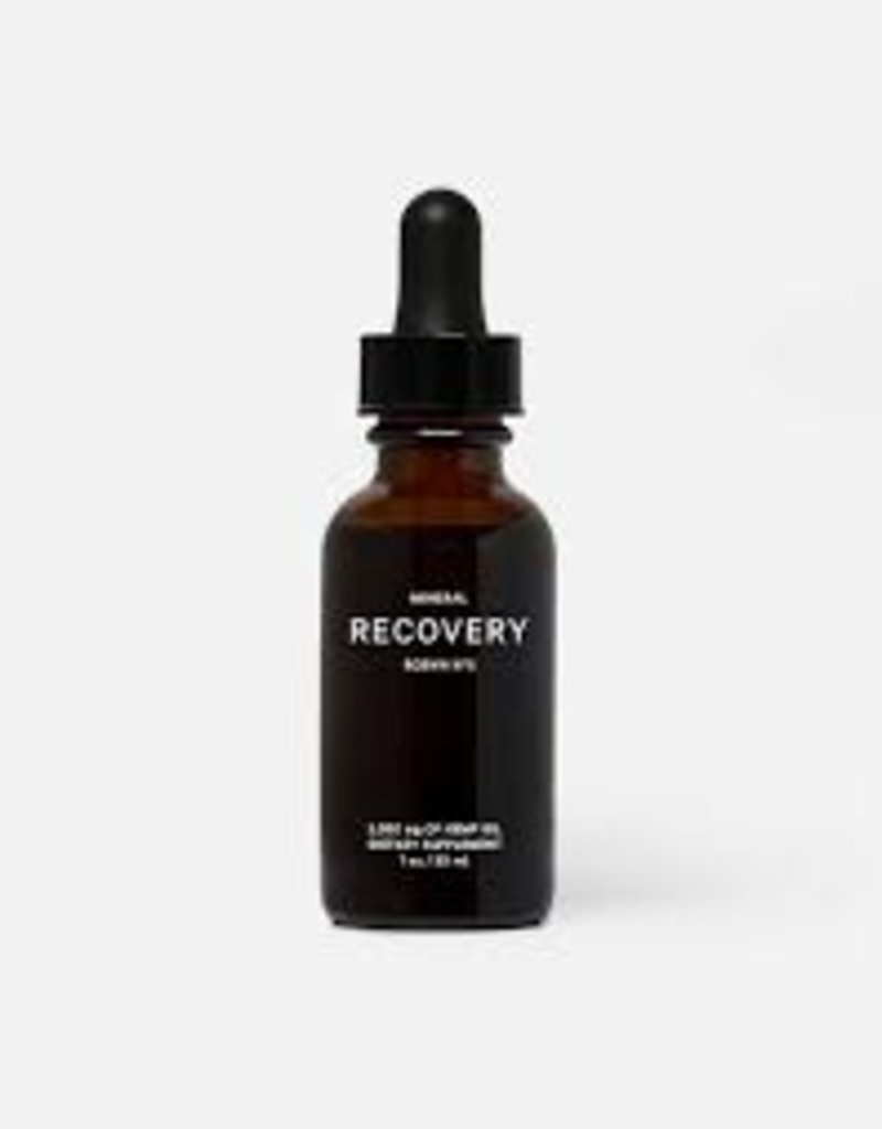 Mineral MINERAL RECOVERY