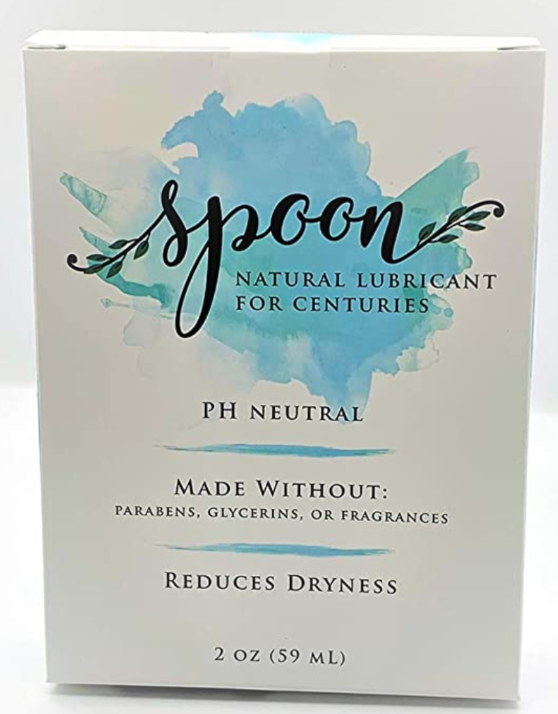 Spoon Natural Lubricant
