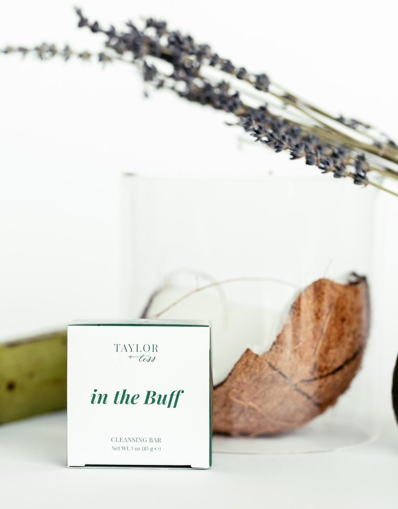Taylor+Tess Taylor + Tess 'in the buff' Cleansing Bar