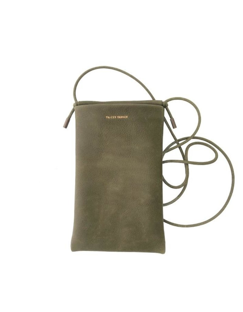 Tracey Tanner Tracey Tanner Basic Tia Crossbody Phone Pouch - Olive