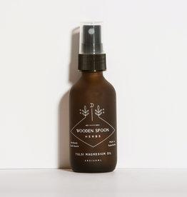 Wooden Spoon Herbs Wooden Spoon Tulsi Magnesium Oil Spray
