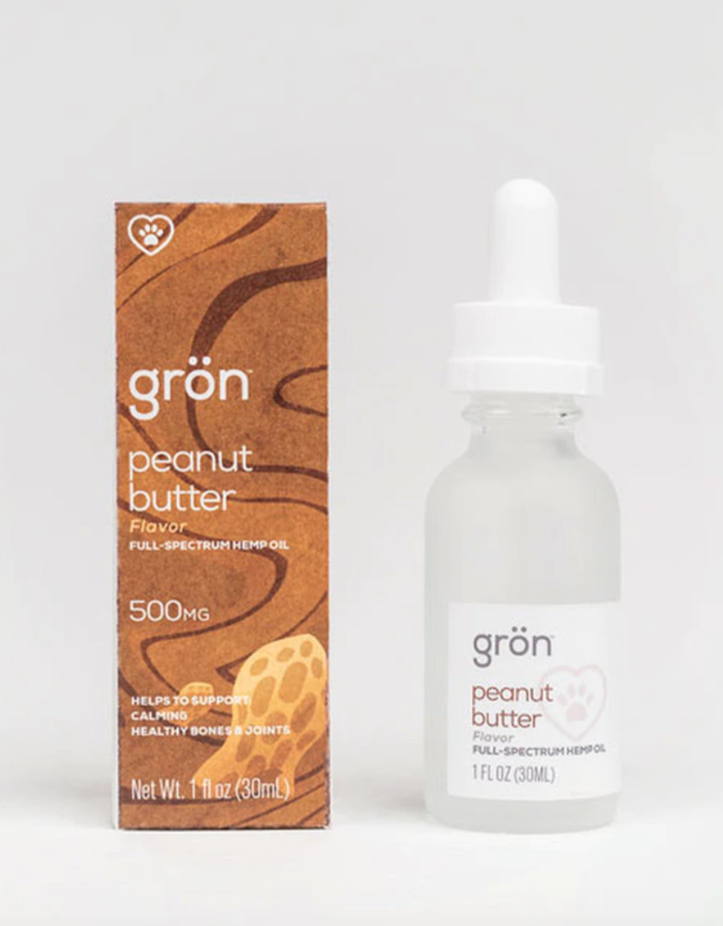 Gron Gron Peanut Butter MCT Oil 1ct