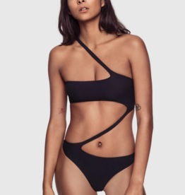 "Kiki de Montparnasse Kiki de Montparnasse Swim ""S' One-Piece, Small"