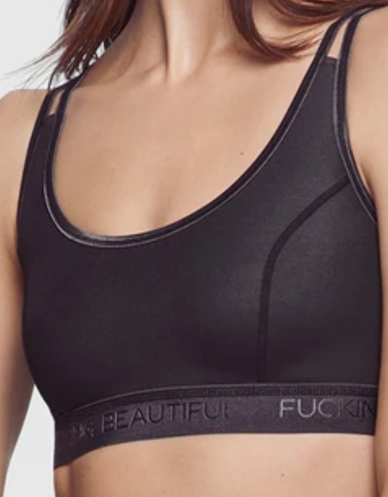 Kiki de Montparnasse Kiki de Montparnasse Fucking Beautiful  Sports Bra, Medium