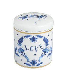 BITOSSI Bitossi Fragrant Candle, Blue Love