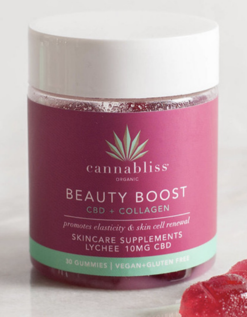 Cannabliss Cannabliss Beauty Boost Gummis