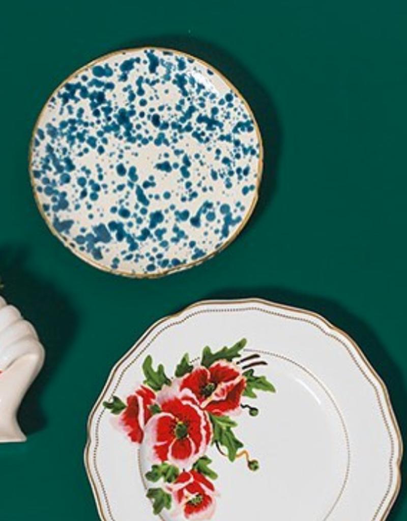 BITOSSI Bitossi Blue Fasano Salad Plate