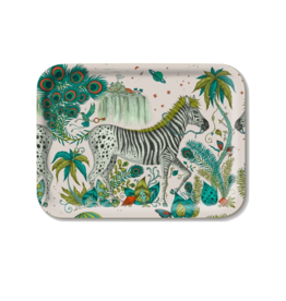 Emma J. Shipley Emma J Shipley Lime Lost World Tray