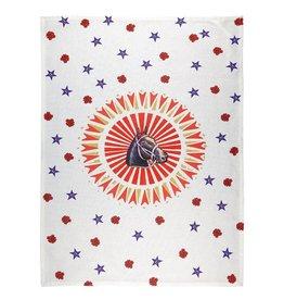 BITOSSI Bitossi Horse Star Tea Towel