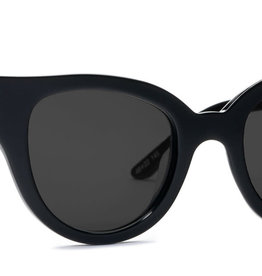 Carla Colour Carla Colour Barton Black Sunglasses