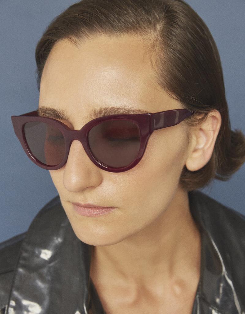 Carla Colour Carla Colour Barton Viola Sunglasses