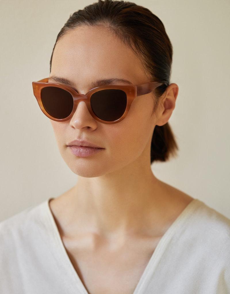 Carla Colour Carla Colour Barton Cedar Sunglasses