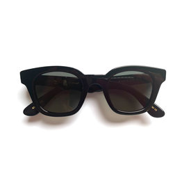 Carla Colour Carla Colour Warsaw Black Sunglasses