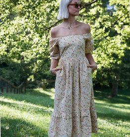 Meadows Meadows Bloom Dress Vintage Country Floral