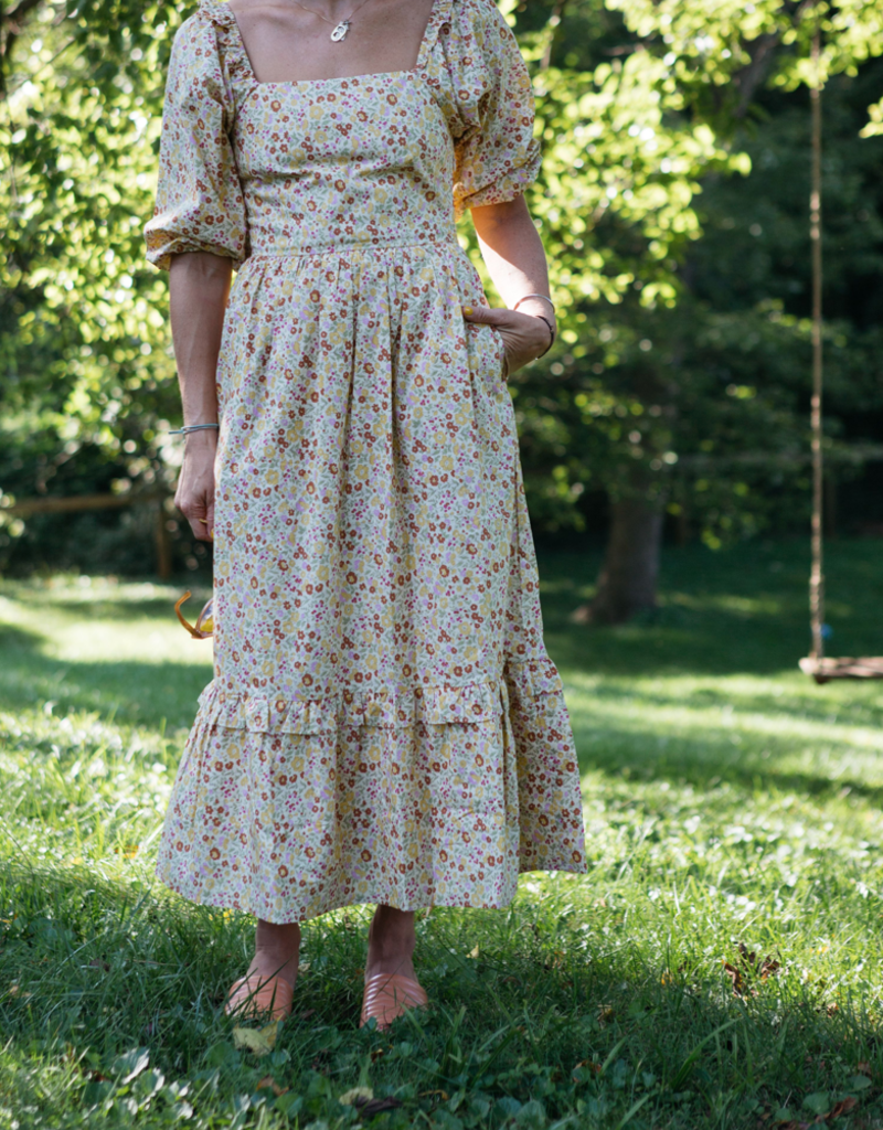 Meadows Meadows Bloom Dress Vintage Country Floral
