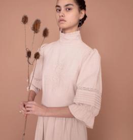 Meadows Meadows Clematis Dress Linen