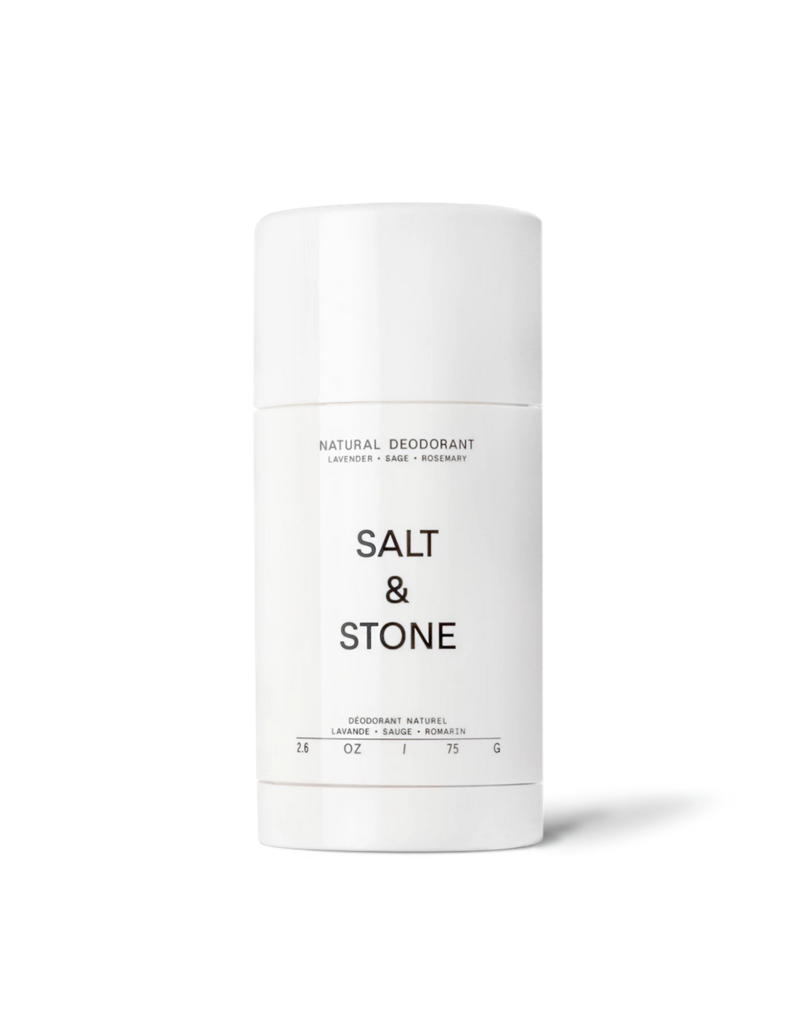 Salt and Stone Salt and Stone Natural Deodorant Lavender & Sage