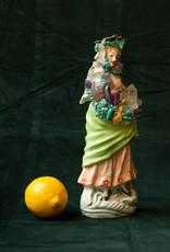 Jen Deibert Lady Crystal Sculpture