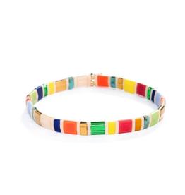SHASHI SHASHI Tilu Bracelet - Skittles