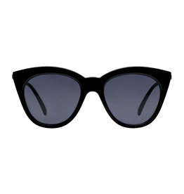 Le Specs Halfmoon Magic in Black