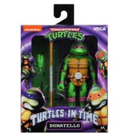 NECA TMNT: Turtles in Time Donatello