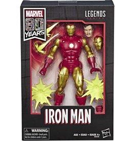 Hasbro Marvel Legends 80th Anniversary Iron Man Action Figure [Comic]