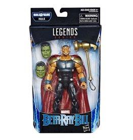 """Hasbro Marvel Legends 6"""" Beta Ray Bill (Hulk BAF)"""