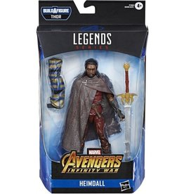 "Hasbro Avengers Endgame Marvel Legends 6"" Heimdall Action Figure (Thor BAF)"