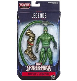 Hasbro Spider-Man Marvel Legends  Marvel's Scorpion Action Figure (Molten Man BAF)
