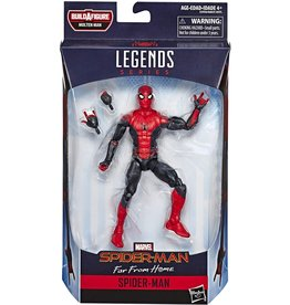 "Hasbro Spider-Man: Far From Home Marvel Legends 6 "" Spider-Man (Hero Suit) (Molten Man BAF)"