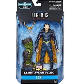 Hasbro Thor: Ragnarok Marvel Legends Loki Action Figure (Hulk BAF)