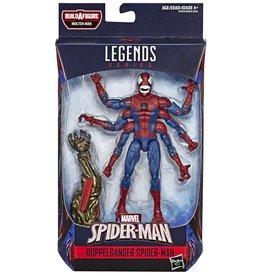 Hasbro Marvel Legends Doppelganger Spider-Man Action Figure (Molten Man BAF)