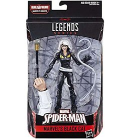 Hasbro Spider-Man Marvel Legends Black Cat Action Figure (Kingpin BAF)