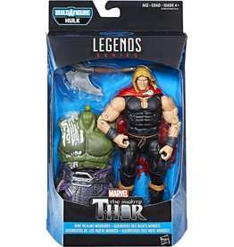 Hasbro Thor: Ragnarok Marvel Legends Nine Realms Warriors: Odinson Action Figure (Hulk BAF)