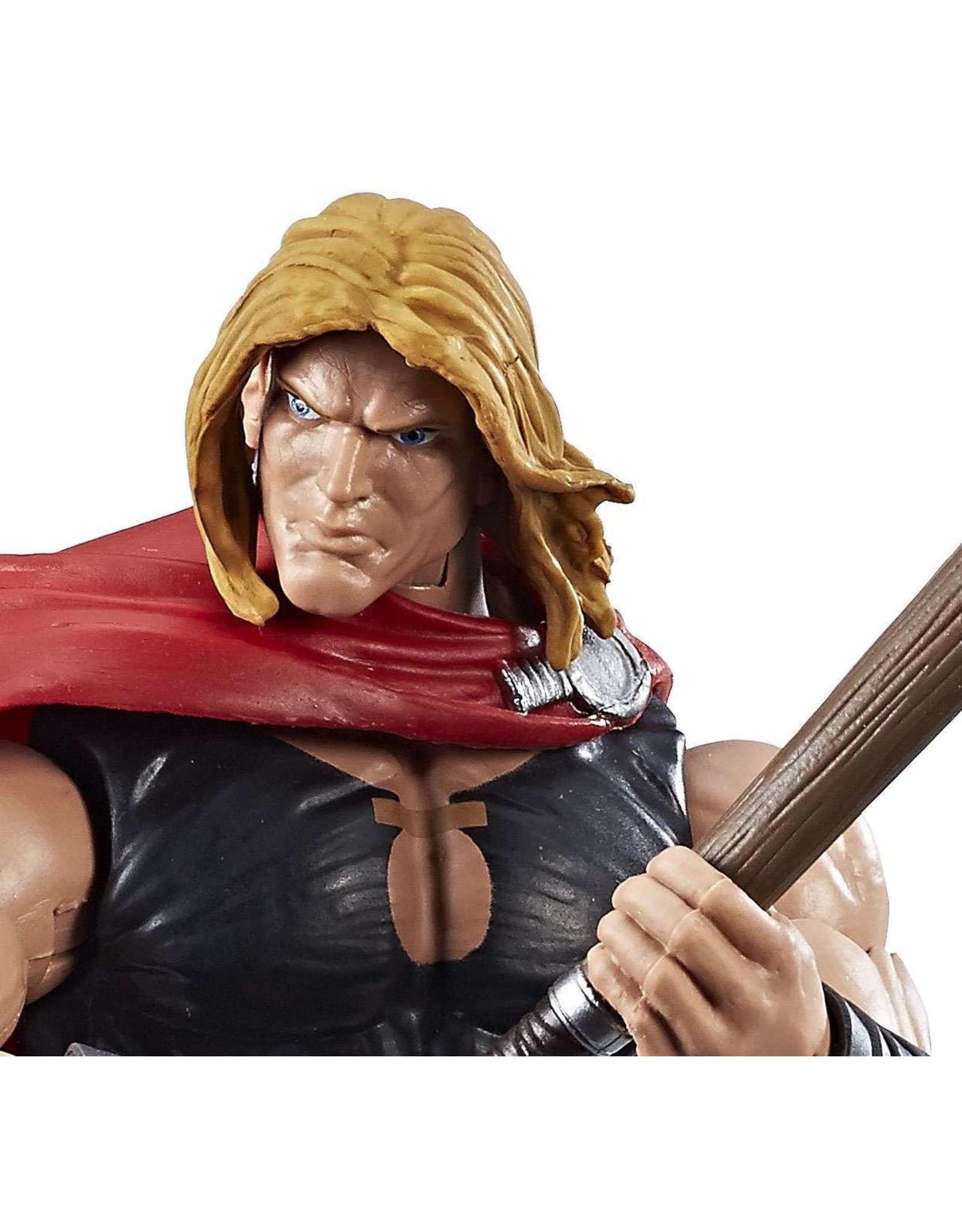 Hasbro Thor: Ragnarok Marvel Legends Nine Realms Warriors: Odinson Action Figure (Hulk BAF)