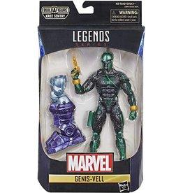 "Hasbro Captain Marvel Marvel Legends 6"" Genis-Vell Action Figure (Kree BAF)"
