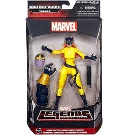 "Hasbro Marvel Legends Infinite Series Fierce Fighters 6"" Hellcat Action Figure (Thanos BAF)"