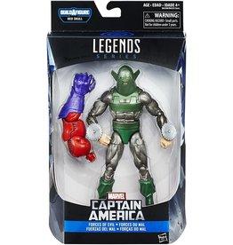 """Hasbro Captain America Marvel Legends 6"""" Forces of Evil Marvel's Whirlwind Action Figure (Red Skull BAF)"""