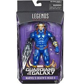 "Hasbro Guardians of the Galaxy Vol. 2 Marvel Legends 6"" Deaths Head II Action Figure (Mantis BAF)"