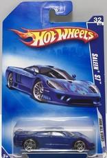 Hot Wheels HOT WHEELS 2008 ALL STARS SALEEN S7 #32/36 BLUE FACTORY SEALED