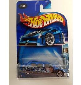 "Mattel Hot Wheels 2003 Work Crewsers #6/10 Limozeen ""Island Tours"""