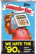 Topps Garbage Pail Kids We Hate The '90s Trading Sticker Cards