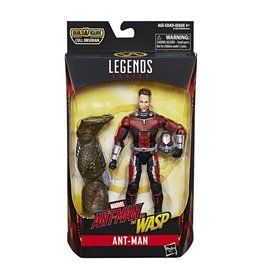 "Hasbro Ant-Man and the Wasp Marvel Legends 6"" Ant-Man (Cull Obsidian BAF)"