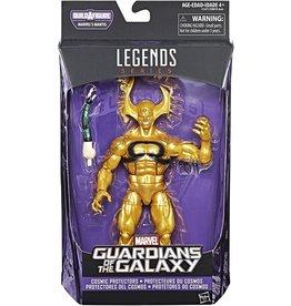 "Hasbro Guardians of the Galaxy Vol. 2 Marvel Legends 6"" Ex Nihilo Action Figure Cosmic Protectors (Mantis BAF)"