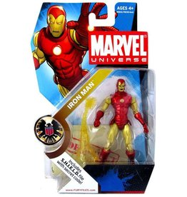 Hasbro Marvel Universe Series 3 Iron Man Action Figure #21