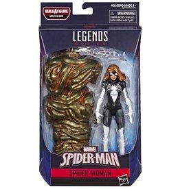 "Hasbro Spider-Man Marvel Legends 6"" Spider-Woman (Molten Man BAF)"