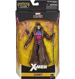 """Hasbro X-Men Marvel Legends Gambit 6"""" Action Figure (Caliban BAF)"""